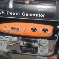 5.5kva petrol generator