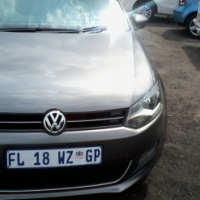 Polo 6 1.4  2013 Model,5 Doors factory A/C And C/D Player