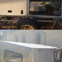 Alluminium Single Cab Bakkie Canop