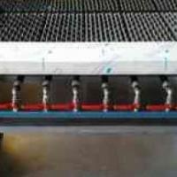 10 BURNER GAS GRILLER - FLOOR MODEL