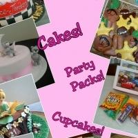 Wedding cakes, custom birthday cakes, cookies