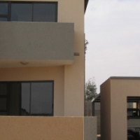2 Bedroom town house to Let