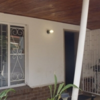 Garden flat to rent in Capital Park - N442