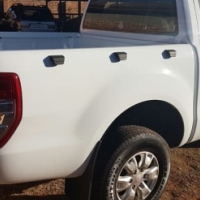 2016 Ford Ranger XL 2.2D. DCab.Previous shape
