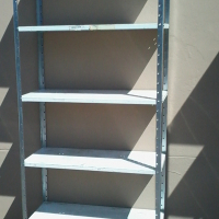Discount - Used Bolt & Nut Shelving