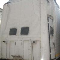 Stepdeck Vebody 9m Step-Deck Furniture Removal Trailer