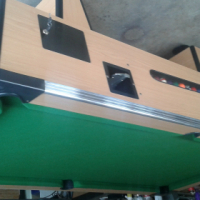 Coin operated pool table for sale