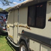 Safari Explorer 4x4 Caravan R165000,00
