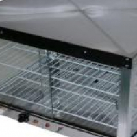 900MM S/S PIE WARMER