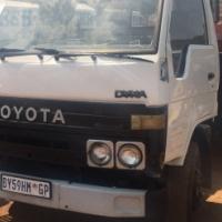 Toyota rollback, 4 Ton