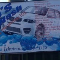 URGENT CAR WASH FOR SALE - HEUWELOORD