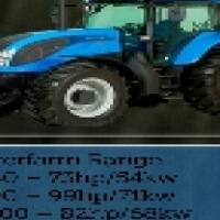 New Landini PowerFarm Tractor