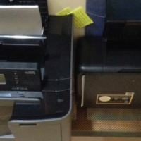 Used, PRINTERS x2 HP & CANON for sale  Lamberts Bay