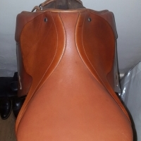 "Stubben Eidelweiss 17.5"" saddle for sale"