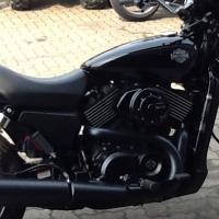 2015 Harley Davidson Street 750
