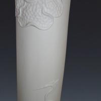 Jumbo Porcelain Vase