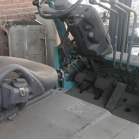 forklift 4 ton ..good condition no more in use for sale