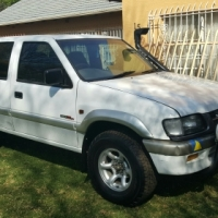 1998/99 280 TDi Isuzu Frontier 4x2