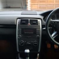 B200 Turbo Mercedes