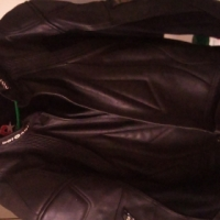 Biker leather jacket for sale
