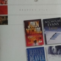 Reader's Digest Select Editions - Exclusion Zone - John Nichol.