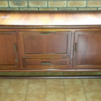 FOR SALE: SOLID IMBUIA SIDEBOARD