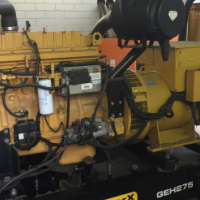 I build and install quality diesel generators,