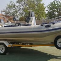 infanta 5.2 SRI boat with trailer
