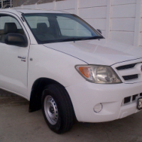 2007 Toyota Hilux Single Cab 2.5 D4D