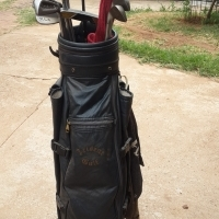 Golf Set with Trident Golf Bag