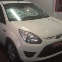 2011 Ford Figo 1.4 With Amazing 129143Km's, Aircon, Powersteering, Factory Fitted Radio, Immaculate