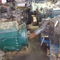 Other Various truck engines and other parts available