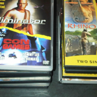 27 Movie DVDs for sale:-Despatch