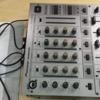 Pioneer DJM 600 Mixer DJ Equipment