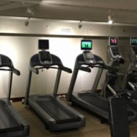 Commercial Precor 956i Tread Mill With TV .Good Condition !!