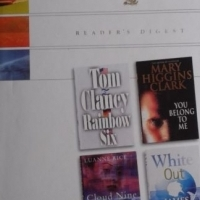 Reader's Digest Select Editions - Rainbow Six - Tom Clancy.