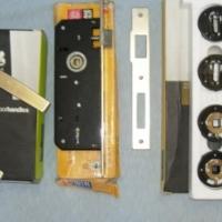 Internal Door Mortice Lock Set - New
