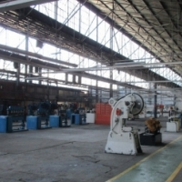 Factory with Overhead Cranes in Isando, Kempton Park