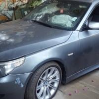 BMW E60 525i LCI 2007 M SPORT Stripping For Parts Spares