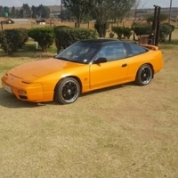 1992 Nissan 200SX S13 1800 Turbo for sale