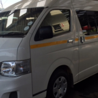 Own the High Quality, 2013 Toyota Quantum GL 2.5 D-4D 14 Seater Bus
