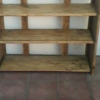 bookcase/shelves