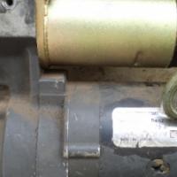 Delco Remy 28mt starter motor