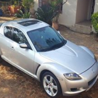 Mazda rx8 to swop for another car/suv/bakkie