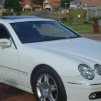 MERCEDES BENZ CL500