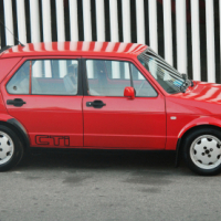 1992 Golf 1 CTi