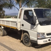 JMC carrying truck LWB