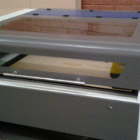 NEW MODEL:  130W Laser Cutter and Engraver