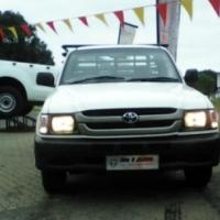 2002 Toyota Hilux 2.4 Diesel
