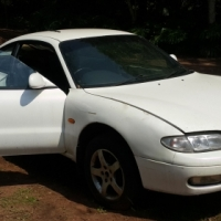 Mazda MX6 1995 as spares or ideal project car